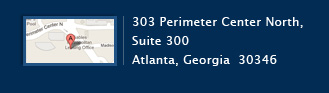 303 Perimeter Center North, Suite 300 Atlanta, Georgia 30346